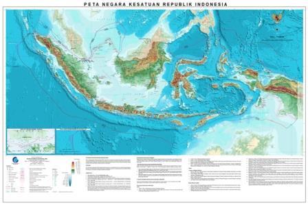 Sumber Peta Sekunder