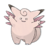 Clefable Logo Icon PNG