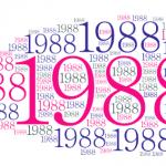 1988-gambar-tahun Logo Icon PNG