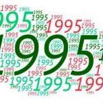 Bahasa Inggris dari 1995 Logo Icon PNG