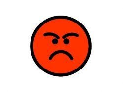 gambar bad mood